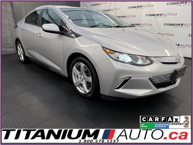 2018 Chevrolet Volt LT+Camera+Remote Start+Heated Seats & Wheel+XM