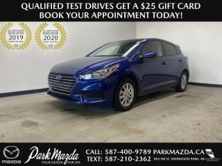 Used 2019 Hyundai Accent Preferred for sale in Sherwood Park, AB
