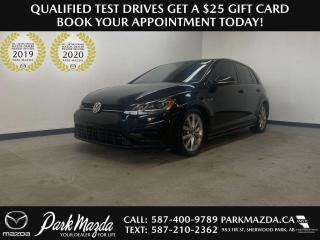 Used 2018 Volkswagen Golf R R for sale in Sherwood Park, AB