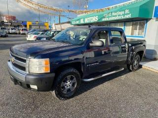 Used 2008 Chevrolet Silverado 1500 LT for sale in Vancouver, BC