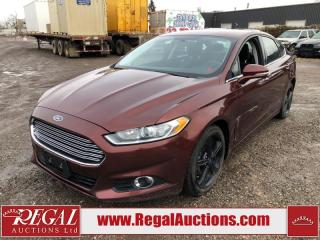 Used 2016 Ford Fusion SE 4D Sedan 2.5L for sale in Calgary, AB