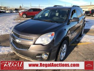 Used 2015 Chevrolet Equinox 2LT 4D Utility AWD 2.4L for sale in Calgary, AB