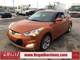 Used 2016 Hyundai VELOSTER SE 2D COUPE AT 1.6L for sale in Calgary, AB