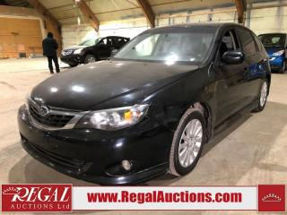 Used 2008 Subaru Impreza Sport 4D Wagon AWD for sale in Calgary, AB