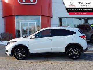 Used 2019 Honda HR-V Sport No Accidents - Heated Seats - Bluetooth for sale in Winnipeg, MB