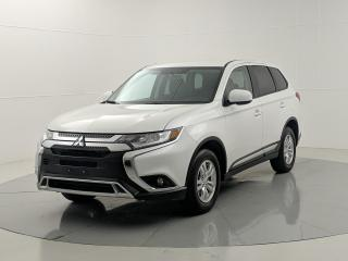 Used 2020 Mitsubishi Outlander ES for sale in Winnipeg, MB
