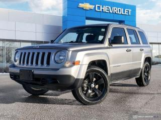 Used 2016 Jeep Patriot Sport 4WD | for sale in Winnipeg, MB