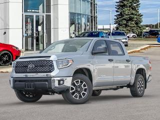 New 2021 Toyota Tundra SR5 TRD PACKAGE for sale in Winnipeg, MB