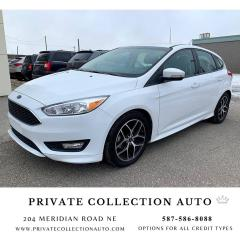 Used 2018 Ford Focus SE for sale in Calgary, AB