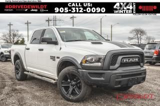 New 2021 RAM 1500 Classic Warlock | Remote Start | Sunroof | Loaded | for sale in Hamilton, ON