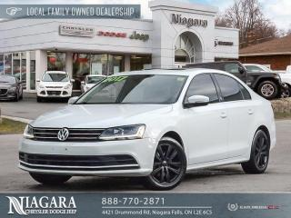 Used 2017 Volkswagen Jetta wolfsburg for sale in Niagara Falls, ON