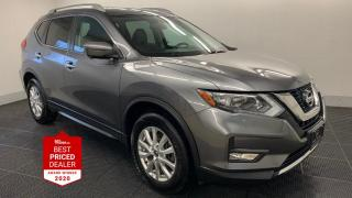 Used 2017 Nissan Rogue AWD SV TECH *NAVIGATION - 360 CAMERA - PANORAMIC* for sale in Winnipeg, MB