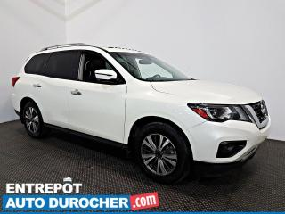 Used 2017 Nissan Pathfinder SL AWD NAVIGATION - TOIT OUVRANT A/C - 7 Passagers for sale in Laval, QC