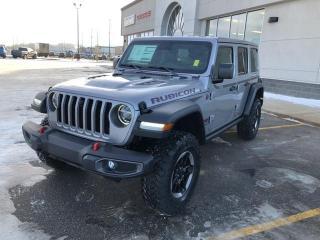 New 2021 Jeep Wrangler RUBICON ECO DIESEL WRANGLER!! for sale in Slave Lake, AB