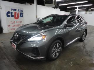 Used 2019 Nissan Murano AWD SV W/ SUNROOF for sale in Carp, ON