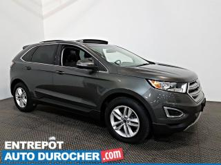 Used 2018 Ford Edge SEL NAVIGATION - Toit Ouvrant - A/C - Cuir for sale in Laval, QC
