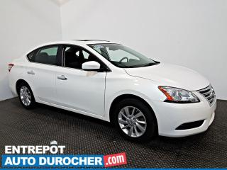 Used 2015 Nissan Sentra SV TOIT OUVRANT - A/C - Caméra de recul for sale in Laval, QC