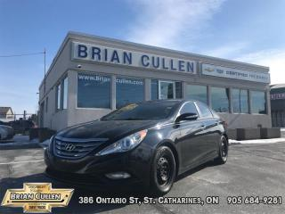 Used 2013 Hyundai Sonata Limited w/Navi for sale in St Catharines, ON