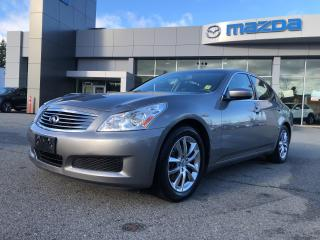 Used 2009 Infiniti G37 NAVIGATION LEATHER SUNROOF for sale in Surrey, BC
