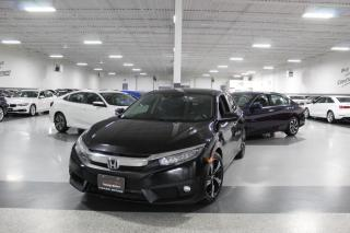 Used 2017 Honda Civic TOURING I NO ACCIDENTS I NAVIGATION I LEATHER I SUNROOF for sale in Mississauga, ON