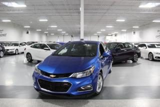 Used 2016 Chevrolet Cruze LT I REAR CAM I CARPLAY I HEATED SEATS I PUSH START I BT for sale in Mississauga, ON