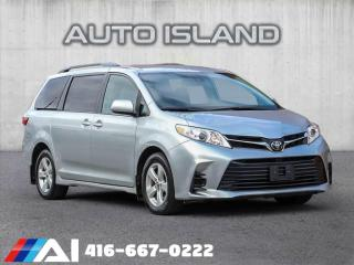 Used 2019 Toyota Sienna 3.9% FINANCE $95/WK OAC!! PWR DOORS**BACK UP CAMERA**ALLOYS for sale in North York, ON