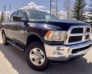Used 2014 RAM 2500 4WD Crew Cab 4X4 (403)966-2131 call or text anytime ! for sale in Calgary, AB