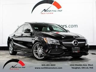 Used 2017 Mercedes-Benz CLA-Class CLA250 4MATIC|AMG Sport|Navigation|Pano Roof|Camera for sale in Vaughan, ON
