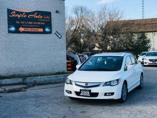 Used 2009 Acura CSX 4dr Sdn Auto Tech Pkg for sale in Barrie, ON