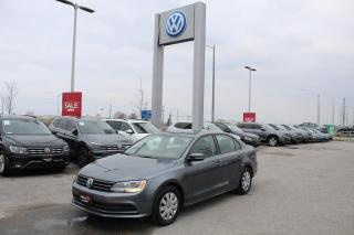 Used 2016 Volkswagen Jetta Sedan 1.4L TSI Trendline+ for sale in Whitby, ON