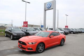 Used 2016 Ford Mustang 2.3L EcoBoost for sale in Whitby, ON