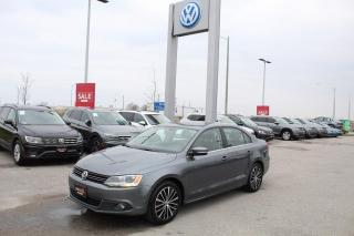 Used 2014 Volkswagen Jetta Sedan 1.8L TSI Man Highline for sale in Whitby, ON