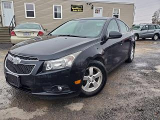 Used 2013 Chevrolet Cruze 2LT Auto for sale in Stittsville, ON