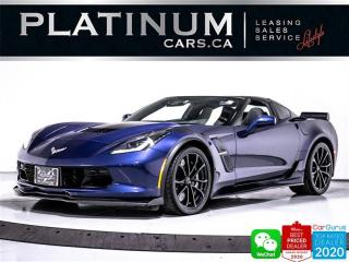 Used 2017 Chevrolet Corvette Grand Sport, 3LT, Z07, 460HP,CARBON CERAMIC BRAKES for sale in Toronto, ON