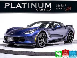 Used 2017 Chevrolet Corvette Grand Sport, 3LT, Z07 PKG, 460HP, AUTO, NAV for sale in Toronto, ON