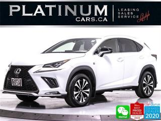 Used 2019 Lexus NX 300 F SPORT, AWD, CAM, HEATED, SUNROOF, BLUETOOTH for sale in Toronto, ON