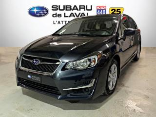Used 2016 Subaru Impreza 2.0i Touring Hatchback ** Caméra de recu for sale in Laval, QC