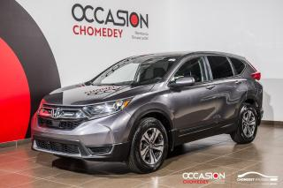 Used 2018 Honda CR-V LX AWD+CAM RECUL+SIEGES CHAUFF+BLUETHOOTH for sale in Laval, QC