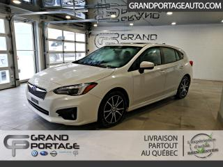 Used 2018 Subaru Impreza 2.0i Sport 5 portes BA for sale in Rivière-Du-Loup, QC