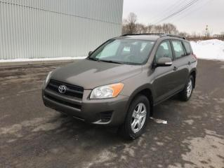 Used 2010 Toyota RAV4 4 portes, 4 roues motrices, 4 cyl. en li for sale in Québec, QC