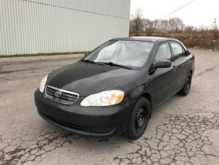 Used 2007 Toyota Corolla Berline 4 portes, boîte automatique, CE for sale in Québec, QC