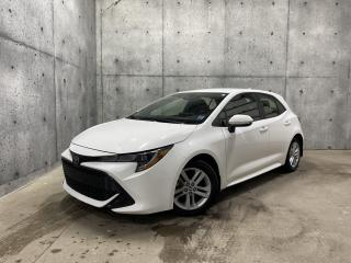 Used 2019 Toyota Corolla SE HATCHBACK APPLE CARPLAY SIEGES CHAUFFANT for sale in St-Nicolas, QC