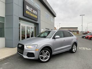 Used 2016 Audi Q3 quattro 4dr 2.0T Komfort for sale in St-Georges, QC