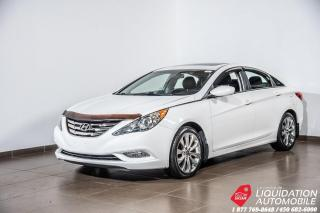 Used 2013 Hyundai Sonata SE+TOI+MAGS+SIEG CHAUFF+BLUETHOOTH for sale in Laval, QC
