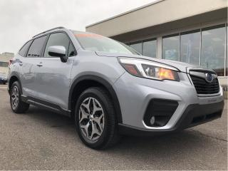 Used 2019 Subaru Forester 2.5i Convenience,siege electrique,bluetooth for sale in Lévis, QC