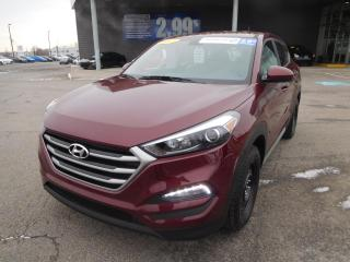 Used 2017 Hyundai Tucson FWD 4dr 2.0L,A/C,CRUISE,BLUETOOTH for sale in Mirabel, QC