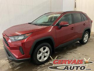 Used 2019 Toyota RAV4 LE AWD Mags Caméra A/C Sieges Chauffants for sale in Trois-Rivières, QC