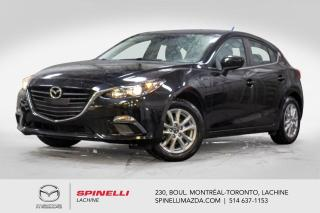 Used 2015 Mazda MAZDA3 GS Sport Auto Sieges Chauffants Bleutooth Mazda 3 2015 GS Sport for sale in Lachine, QC