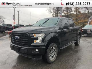Used 2016 Ford F-150 FX4  XLT, FX4, CREW CAB, 5.0 V8, FRONT BUCKETS, NAV, REMOTE START for sale in Ottawa, ON