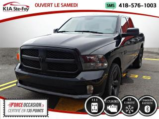 Used 2017 RAM 1500 SXT* CAMERA DE RECUL* 4X4* ALL BLACK * for sale in Québec, QC
